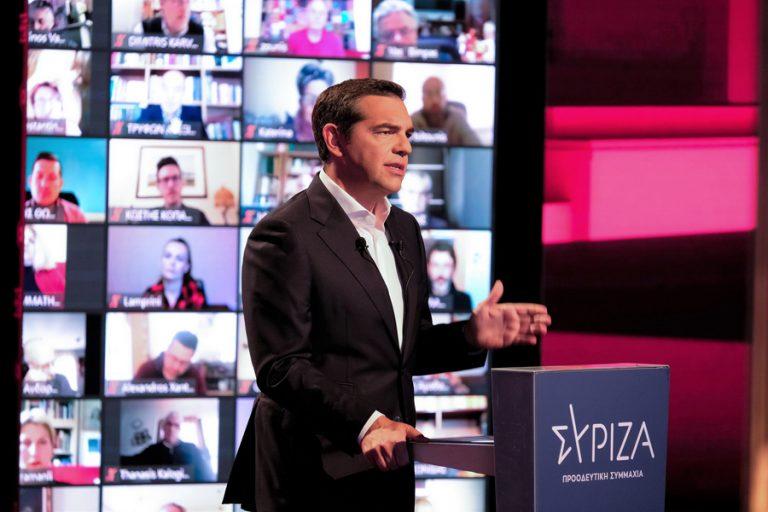 Η πρόταση ΣΥΡΙΖΑ για την έξοδο από την κρίση της πανδημίας