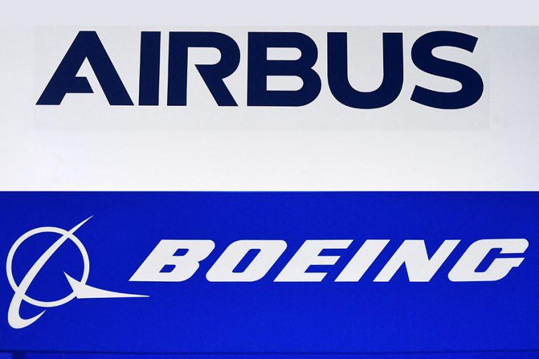Τέλος στη μακροχρόνια διαμάχη Airbus – Boeing – Στα 17 δισ. δολ. το οικονομικό όφελος