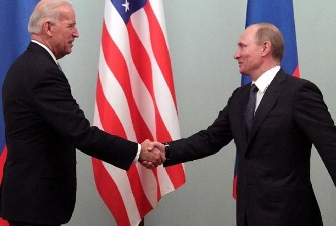 Τζο Μπάιντεν: «Θα πω στον Πούτιν ότι οι ΗΠΑ δεν θα επιτρέψουν στην Ρωσία να παραβιάζει τα ανθρώπινα δικαιώματα»