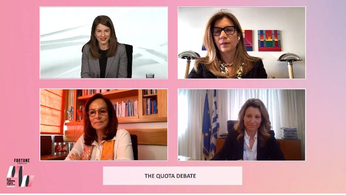ΜPW Summit (βίντεο): Η ποσόστωση ως μέτρο και οι αναγκαίες ενέργειες για την ισότητα σε κοινωνία – επιχειρήσεις