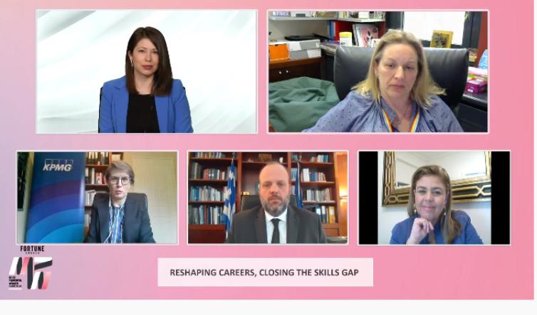 MPW Summit: H τηλεργασία, το «έλλειμμα» δεξιοτήτων και η πρόσβαση των γυναικών στην αγορά εργασίας