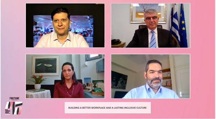 ΜPW Summit (βίντεο): Η κουλτούρα εργασίας, η ισότητα αμοιβών και η ευημερία των εργαζόμενων