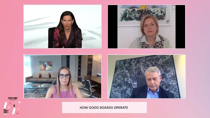 MPW Summit (βίντεο): Τα διδάγματα από συμμετοχή σε ισχυρά ΔΣ εταιρειών και η προστιθέμενη αξία των γυναικών