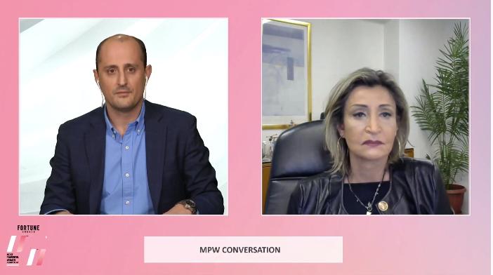 Έφη Κουτσουρέλη στο MPW Summit:Ο όμιλος Quest προσβλέπει σε έντονες εξαγορές, αλλά και στην οργανική ανάπτυξη των εταιρειών του