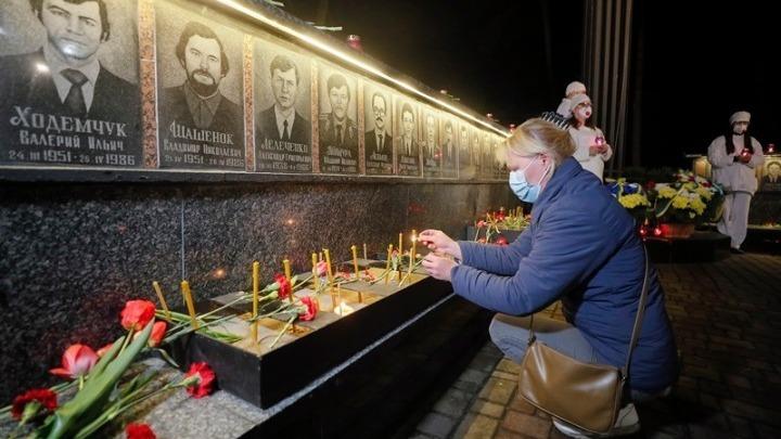 Ημέρα μνήμης της καταστροφής του πυρηνικού εργοστασίου Τσερνόμπιλ, 35 χρόνια μετά
