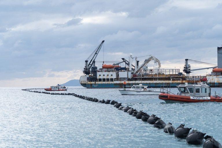 Bίντεο: Oλοκληρώθηκε η ηλεκτρική διασύνδεση της Κρήτης μέσω Πελοποννήσου