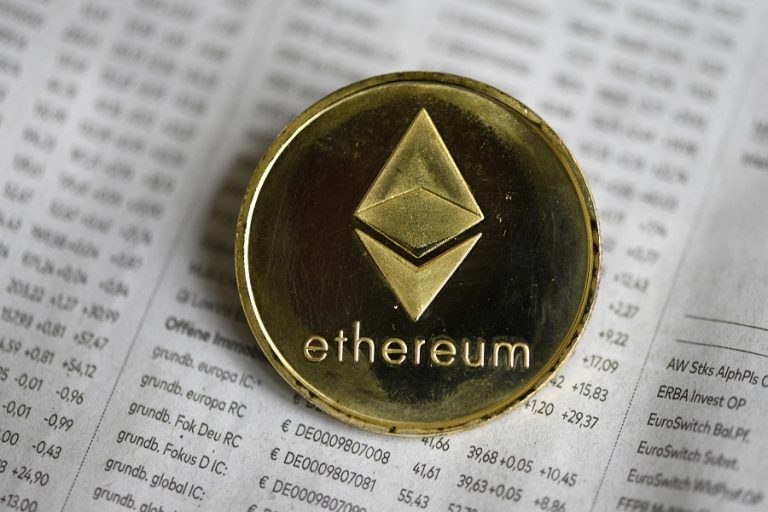 Iστορικό υψηλό για το κρυπτονόμισμα Ethereum, στα 3.456,57 δολάρια
