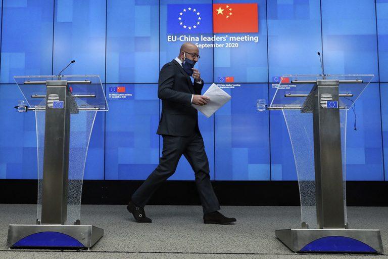 Μαζικό μπλόκο στην εξάπλωση κινεζικών εταιρειών στην Ευρώπη ετοιμάζει η Κομισιόν