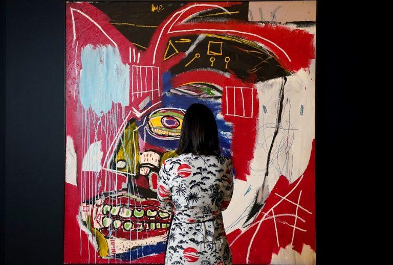 Έργο του Basquiat βγάζει στο σφυρί ο συνιδρυτής του οίκου Valentino