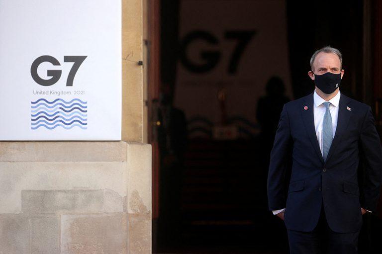 Κρούσματα κορωνοϊού στην ινδική αντιπροσωπία των ΥΠΕΞ των G7