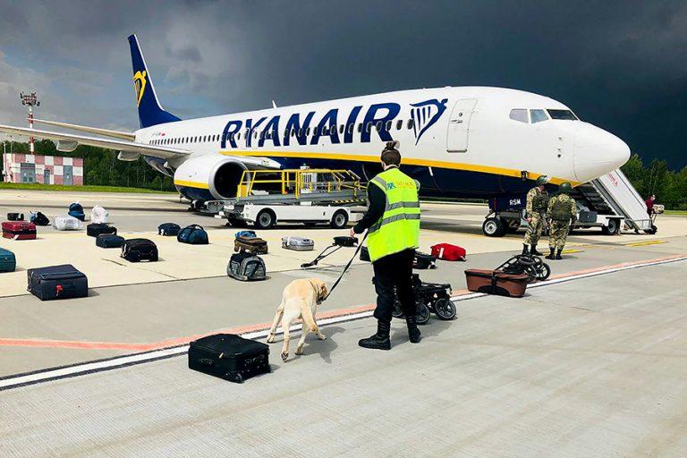 Νέες αποκαλύψεις για την πτήση της Ryanair ρίχνουν φως στο τι συνέβη πριν την υποχρεωτική αλλαγή πορείας