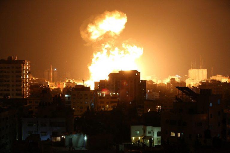 Φλέγεται η Μέση Ανατολή- Συνεχίζεται η σύγκρουση μεταξύ Ισραήλ και Χαμάς