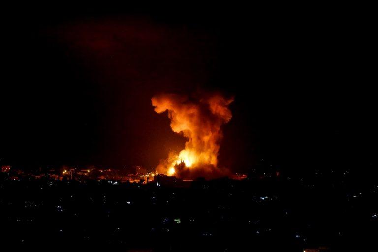Σκηνικό πολέμου σε Γάζα και Ιερουσαλήμ- Ανησυχία σε ΗΠΑ και Ευρώπη