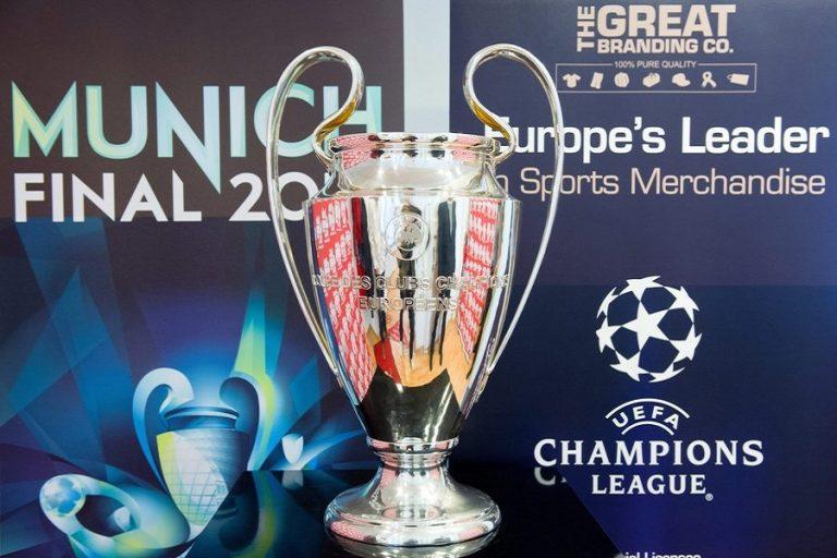 Στο Ντραγκάο ο τελικός του Champions League- Από 6.000 εισιτήρια οι φιναλίστ