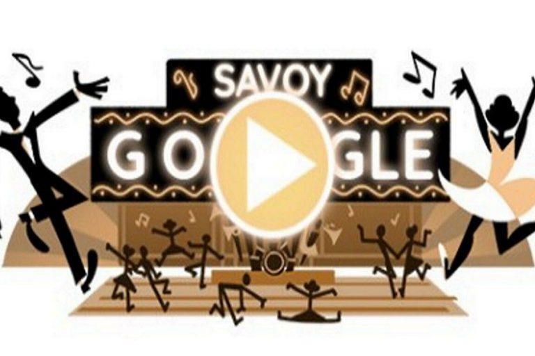 Savoy Ballroom: Ένα Google Doodle αφιερωμένο στη swing μουσική