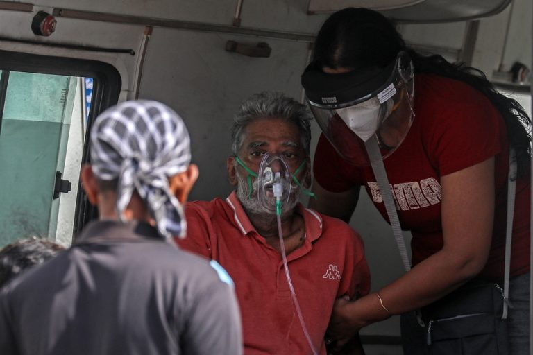 Η Ινδία είχε πάντα επάρκεια οξυγόνου