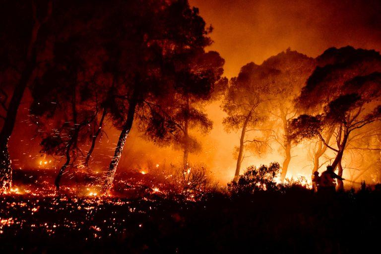 Η καταστροφικότερη πυρκαγιά της 10ετιας στα Γεράνεια Όρη- Στάχτη 52.000 στρέμματα δάσους