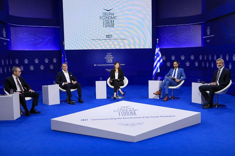 Delphi Forum: Ο καλός και ο… απότομος τρόπος που άλλαξε το business model των τραπεζών