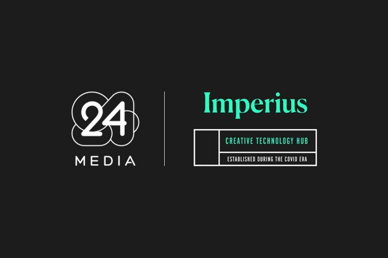 Στρατηγική συνεργασία της 24 MEDIA με την Imperius για τα Social Media