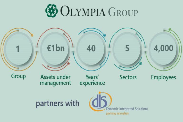 Ο Όμιλος Olympia Group επέλεξε DIS και Microsoft Dynamics 365 Human Resources