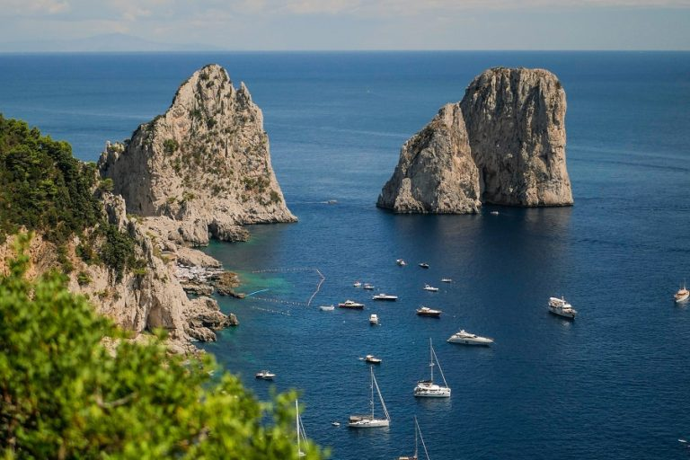 Covid free ανακηρύχθηκε το ιταλικό νησί Κάπρι