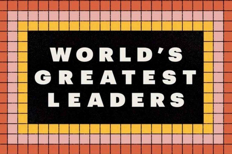 Αυτοί είναι οι δέκα μεγαλύτεροι ηγέτες του κόσμου