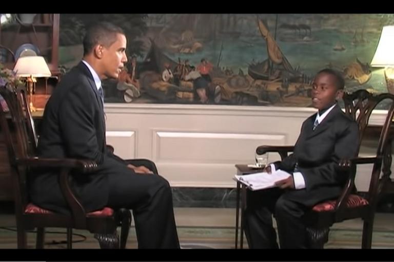 Damon Weaver: Το παιδί που είχε πάρει συνέντευξη από τον Ομπάμα, πέθανε στα 23 του