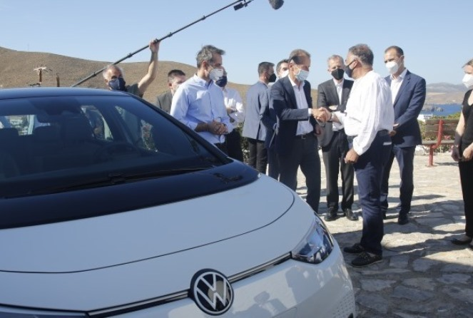 Der Spiegel: Η Αστυπάλαια θα γίνει εργαστήριο για την πράσινη ηλεκτρική ενέργεια