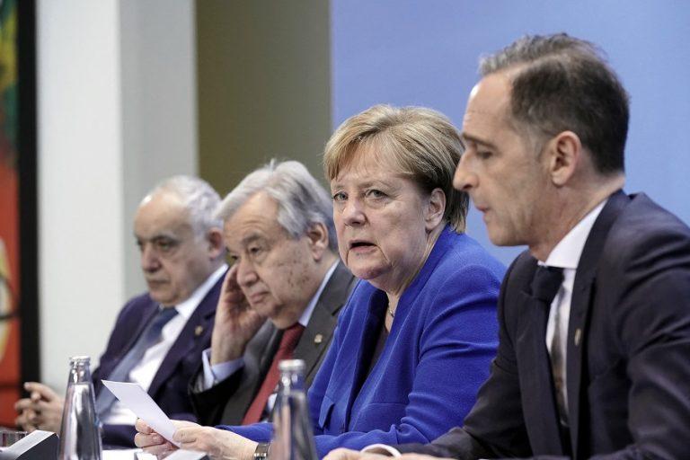 Στο Βερολίνο η δεύτερη διάσκεψη για τη Λιβύη- Στο επίκεντρο η αποχώρηση των ξένων στρατευμάτων