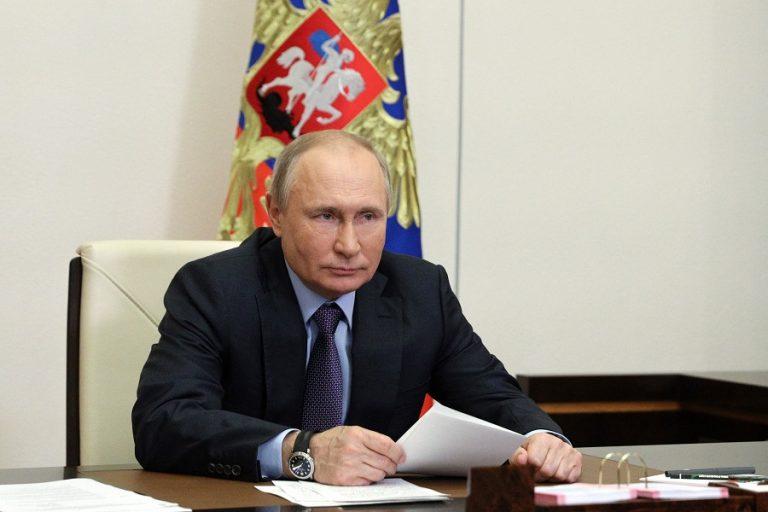 Πούτιν για τον χαρακτηρισμό του ως «φονιά» από Μπάιντεν: «Αντριλίκι χολιγουντιανού τύπου»