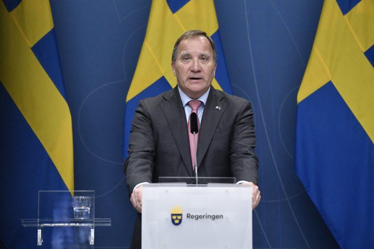 Παραιτείται ο πρωθυπουργός της Σουηδίας, Στέφαν Λεβέν