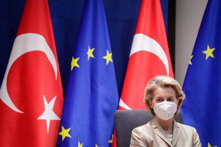 Η ΕΕ εξετάζει χορήγηση 3,5 δισ. ευρώ στην Τουρκία για το μεταναστευτικό