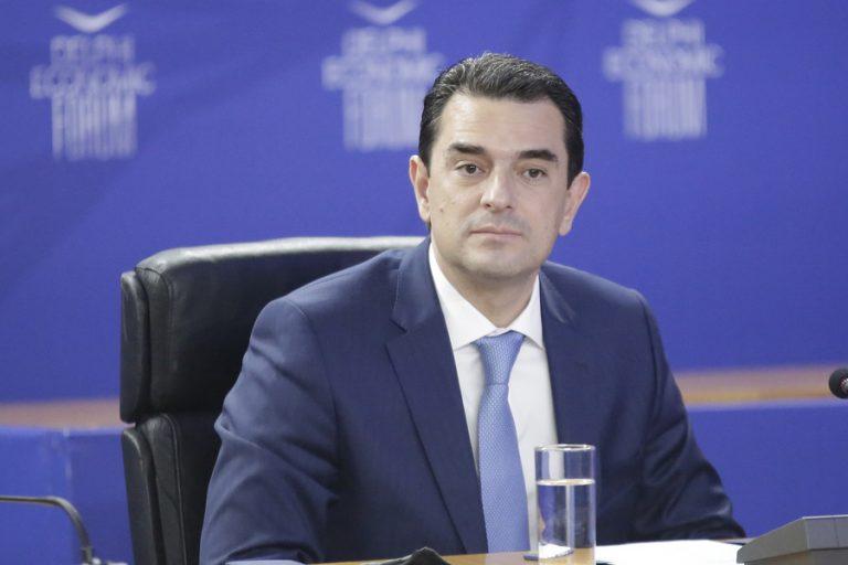 Σκρέκας: Επενδύσεις 44 δισ. ευρώ ως το 2030 για την ενεργειακή μετάβαση της Ελλάδας