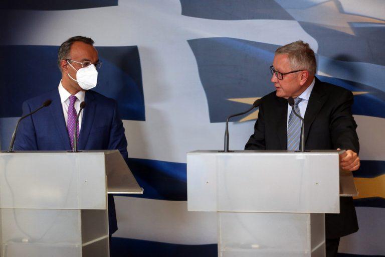 Στις σημαντικές αποφάσεις του Eurogroup για το ελληνικό χρέος παρέπεμψε ο Κλάους Ρέγκλινγκ
