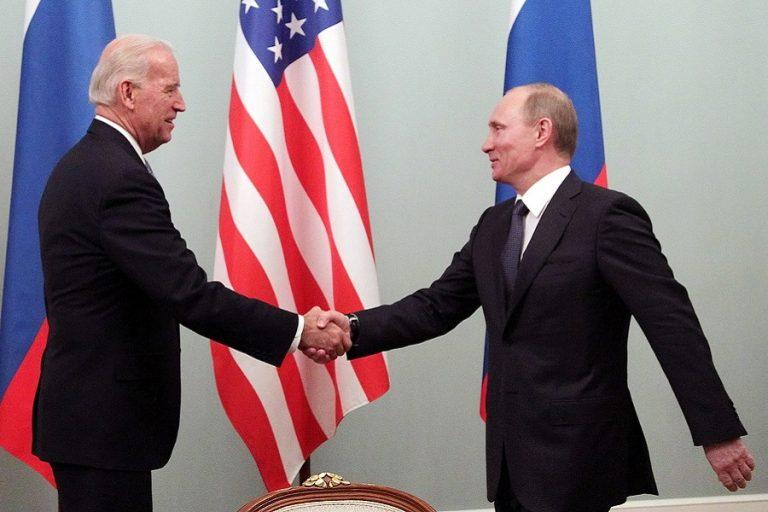 Μόνος του θα δώσει συνέντευξη Τύπου ο Μπάιντεν μετά τη συνάντηση με Πούτιν