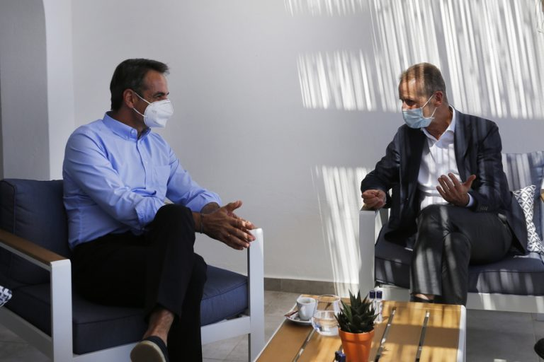 CEO της Volkswagen: Μελλοντικό εργαστήρι της Ευρώπης για την απολιγνιτοποίηση η Αστυπάλαια