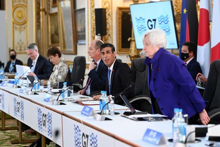 Οι οπαδοί της φορολογικής δικαιοσύνης επικρίνουν τη συμφωνία ελάχιστου φορολογικού συντελεστή 15% των G7
