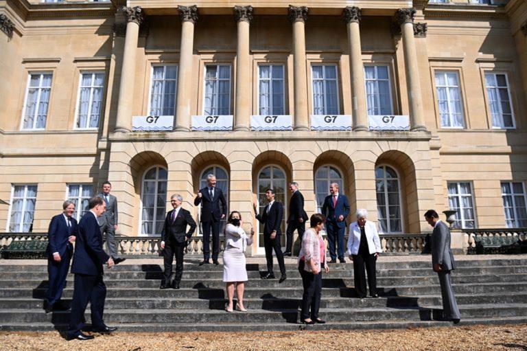 G7: Υποχρεωτική η δημοσιοποίηση χρηματοοικονομικών πληροφοριών σχετικών με το κλίμα