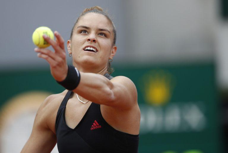 Φαβορί για το Roland Garros δίνουν την Σάκκαρη οι στοιχηματικές