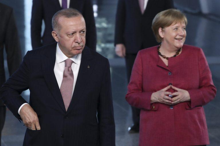 Γερμανικός Τύπος: Μέρκελ, το σημαντικότερο στήριγμα του Ερντογάν