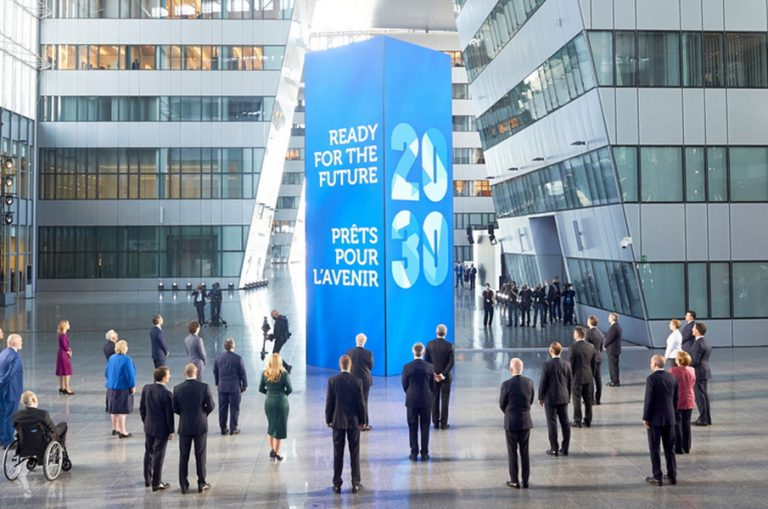 Για πρώτη φορά στην ιστορία του το ΝΑΤΟ εκπονεί σχέδιο για την αντιμετώπιση της κλιματικής αλλαγής