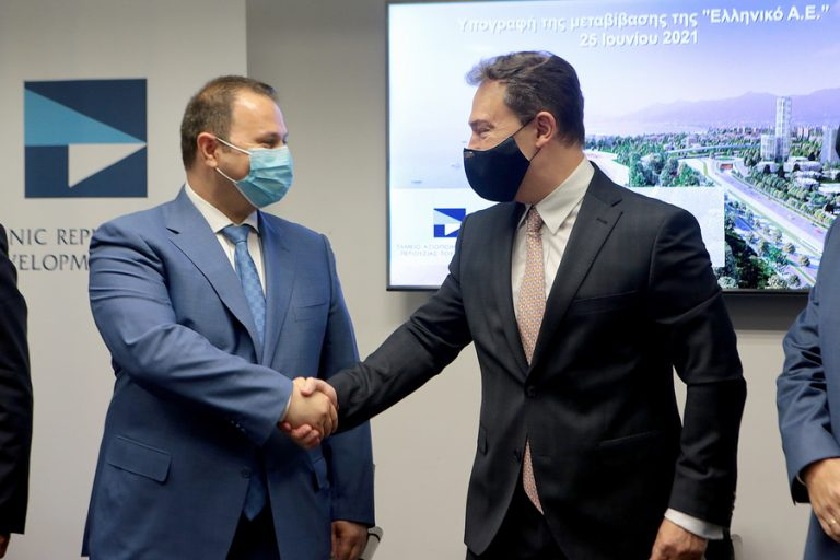 Ολοκληρώθηκε η μεταβίβαση της «Ελληνικό ΑΕ» στην Lamda Development – Αθανασίου: Όραμά μας είναι να κάνουμε περήφανους όλους τους Έλληνες