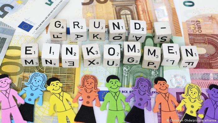 Deutsche Welle: Βασικό εισόδημα 1.200 ευρώ για όλους; ΄Eνα πείραμα με προεκτάσεις