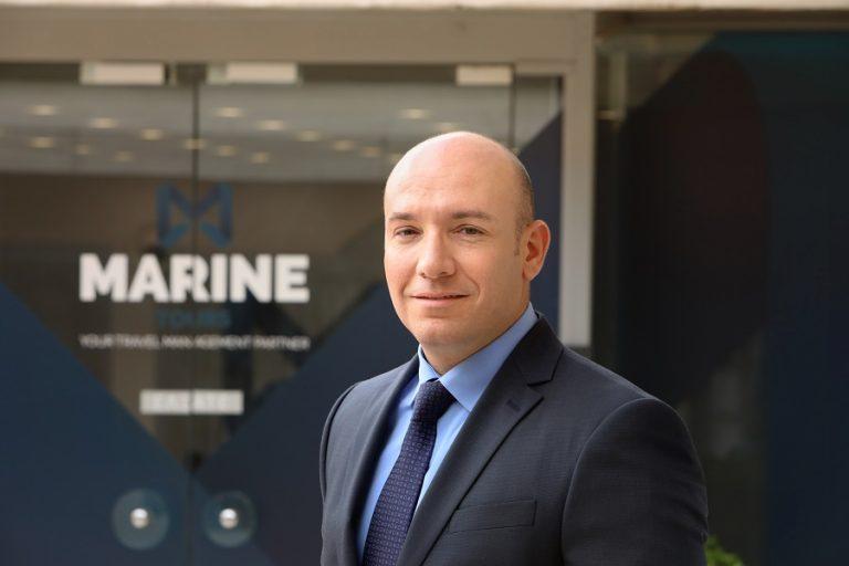 Κωνσταντίνος Οικονόμου (Marine Tours): Ο κλάδος του επαγγελματικού ταξιδιού αλλάζει σελίδα