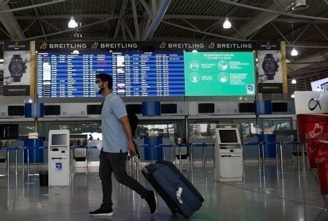 Παράταση αεροπορικών οδηγιών για προϋποθέσεις εισόδου στη χώρα – Δεκτό και το rapid test 48 ωρών