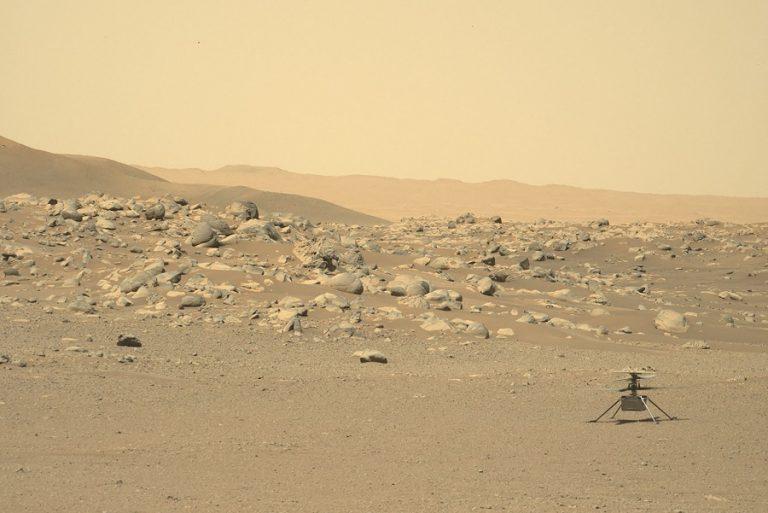Σπάει τα ρεκόρ το drone της NASA στον Άρη
