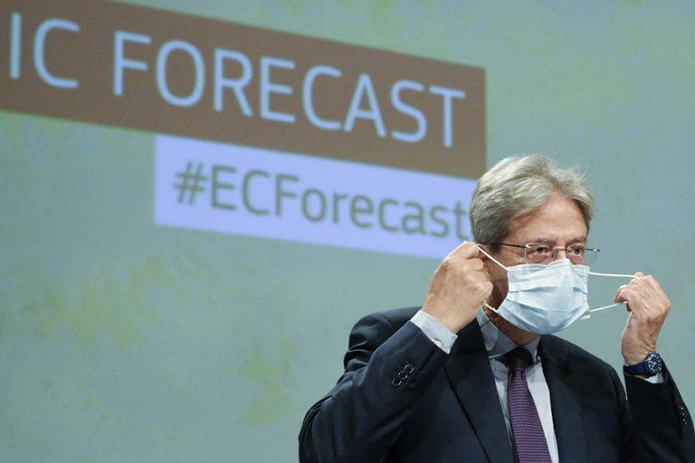 Θερινές προβλέψεις Κομισιόν: Τι κερδίζει και τι χάνει η Ευρωζώνη στον απόηχο της πανδημίας