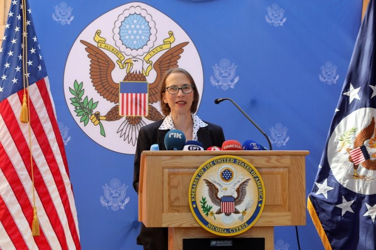 Πρέσβης ΗΠΑ για το Κυπριακό: Η κυβέρνηση Μπάιντεν δεσμεύεται στη λύση της διζωνικής δικοινοτικής ομοσπονδίας