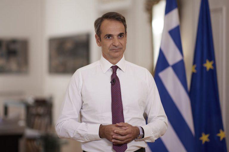 Μητσοτάκης για την επέτειο της τουρκικής εισβολής στην Κύπρο: Ο χρόνος κυλά, όμως κανείς δεν ξεχνά