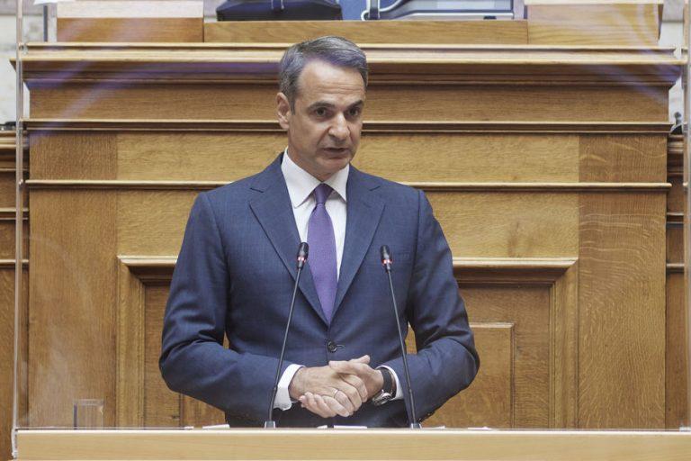Μητσοτάκης: Απύθμενος λαϊκισμός από τον ΣΥΡΙΖΑ για τους εισακτέους